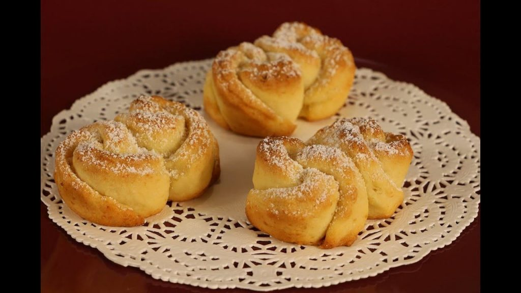 как приготовить творожное печенье в домашних условиях видео