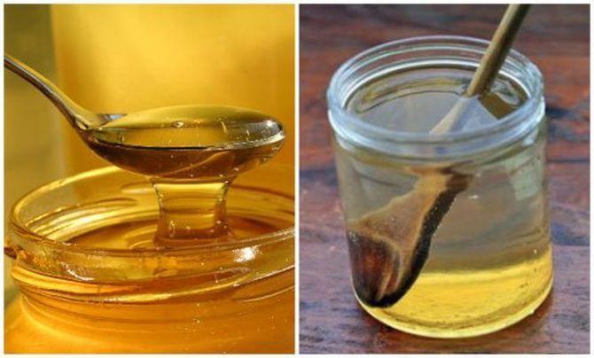 Как сделать медовою воду 1000